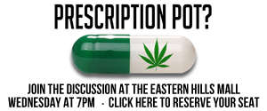 Prescription Pot? Button